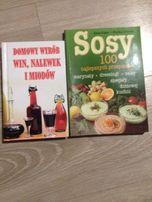 Książki kucharskie nowe TANIO
