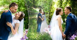 Видеосъемка и фотосъёмка свадьбы! Юбилей, корпоратив, утренники!