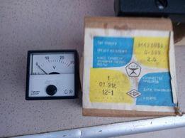 Вольтметр постоянного тока=30в