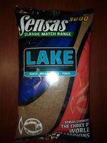 Zanęta SENSAS Lake 1kg