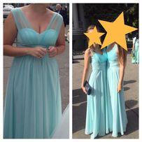 Продам красивое вечернее платье в пол
