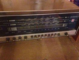 Виниловый Радио-проигрыватель Вега стерео 312