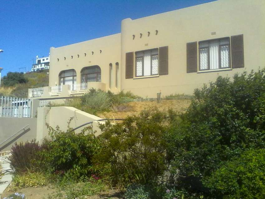 House with a view over Saldanha Harbour! 0