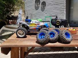 Remote controle hobby truck