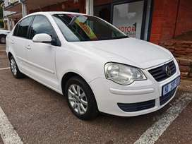 2008 VW Polo Classic 1.6 Comfortline sedan
