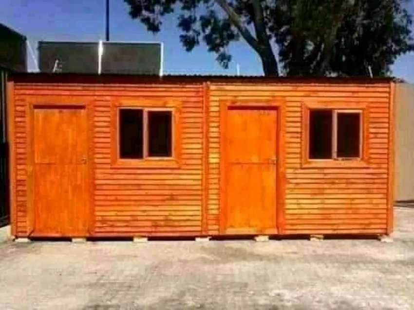Wendy houses and nutec houses