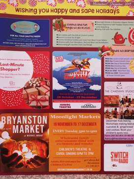 Parent and Kid friendly newsletter franchise