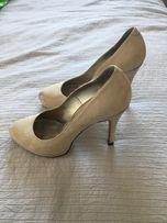 Buty szpilki czółenka BADURA 36