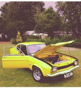 Wanted Ford Capri complete or not in any mechanical condition 30K
