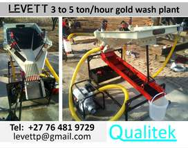 Best gold washplant for Africa