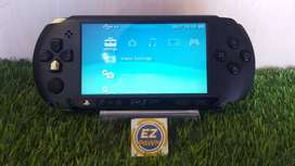 PSP Console in bag with charger