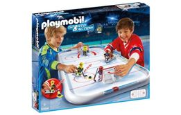 Playmobil 5594 Sports Action Arena hokejowa BAJAMIX