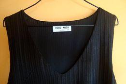 Czarny top Vero Moda