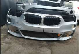 BMW X1 F48 face lift front bumpers available