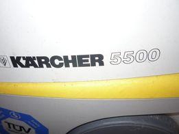 Odkurzacz dla alergików Karcher 5500 odkurza
