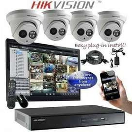 Cctv supplies and installations