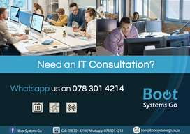 Need an IT Consultation?