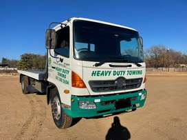 2005 Toyota Hino 13-237 Rollback for sale