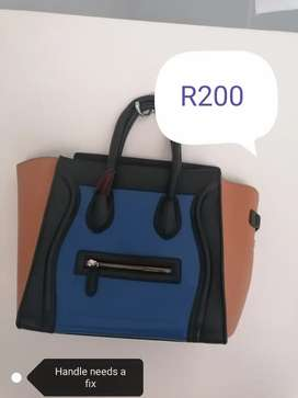 Handbags. Make an offer for all of of them.