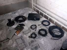 Infocus projector with a lot of exstras