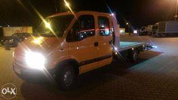 Pomoc Drogowa 24h Auto-Laweta transport wynajem auto lawety