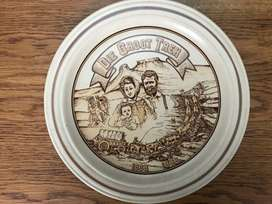 Collect table plate
