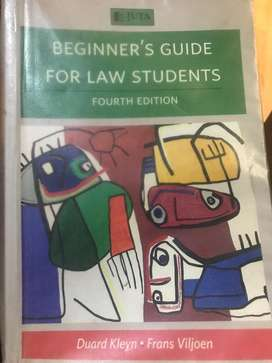 Beginner's Guide For Law Students (Paperback, 4th Edition)