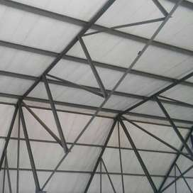 steel roofs