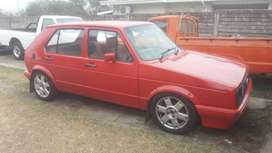 1995 Vw citi golf 1.6