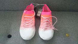 Nowe buty sportowe skarpetkowe 39