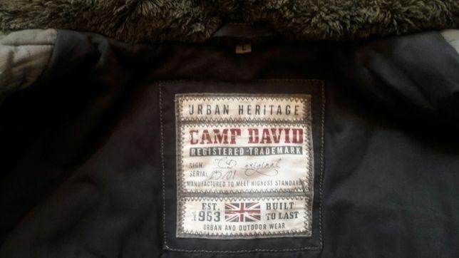 Куртка мужская Camp David размер L Киев - изображение 5