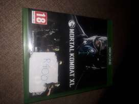 xBox one S Mortal Kombat XL+GTA IV for sale or *Tradeable*(Rustenburg)