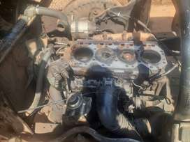 I am stripping toyota dyna 13B engine