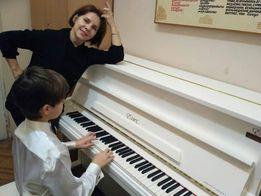 Фортепиано уроки репетиторство