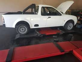 Selling  ford bantam modified  Toyota  hilux role bar