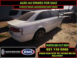 Audi A4 spares for sale