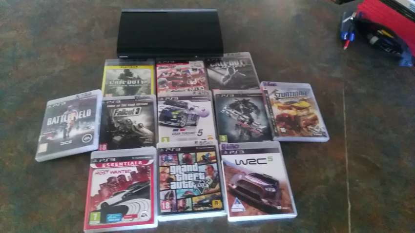 Ps3 for sale 0