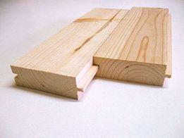 Дошка підлоги сосна/доска пола висока якість від виробника