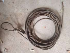 4 ton winch cable
