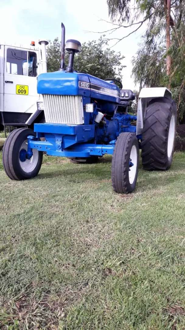 Ford tractor 5610 0