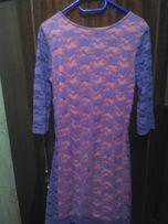 Платье на девочку 12-14 лет
