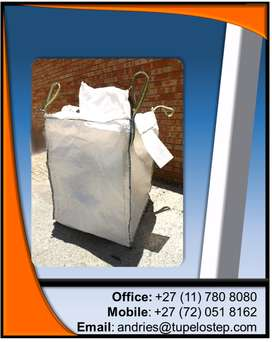 TOP Quality Used 1 Ton Bulk Bags For Sale.