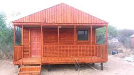 Quality log home for best price