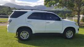 Toyota Fortuner 2014 Blackout Edition