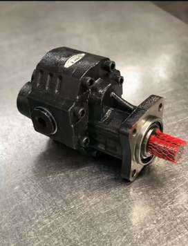 Hydraulic pumps for repair and services.