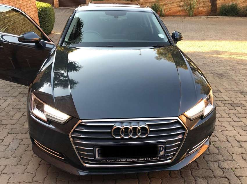 2017 Audi A4 1.4 TFSI Sport S Line Sports For Sale 0