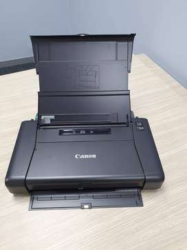 Canon Pixma iP110 rechargeable battery printers for sale