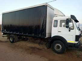 8 tonne trucks for hire