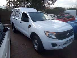 Ford Ranger 2.5 Petrol Single Cab Manual For Sale