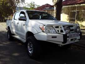 2008  TOYOTA HILUX 4.0 V6 AUTOMATIC